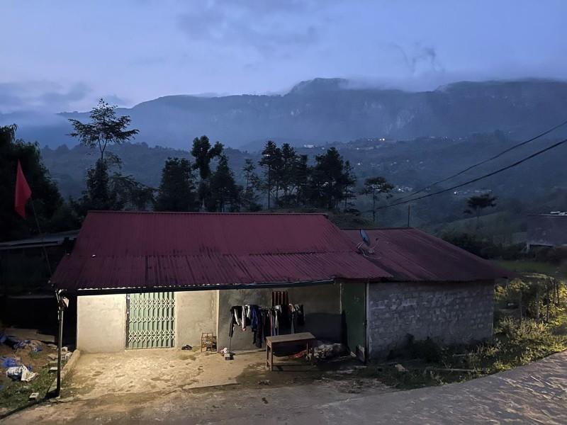 Picture of Bán mảnh đất khoảng 600m2 thôn sín chải, y tý. mặt tiền 35m mặt đường chính của thôn.