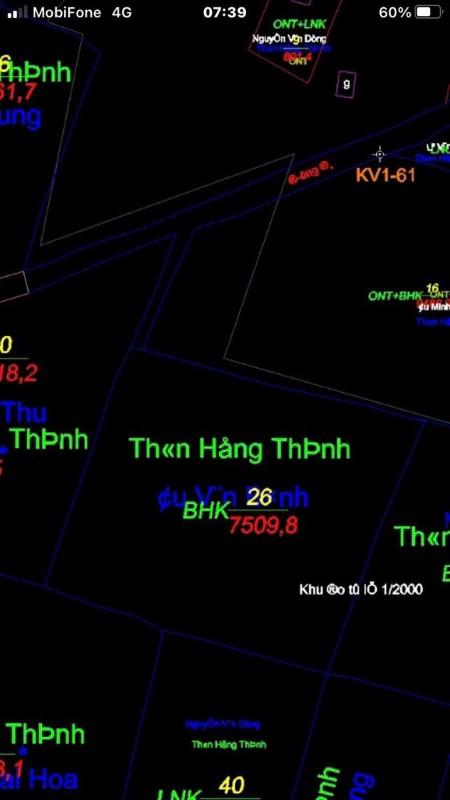 Ảnh của Cần bán lô đất 7.500m2 tại kdc xã hồng phong, bắc bình, bình thuận , giá tốt