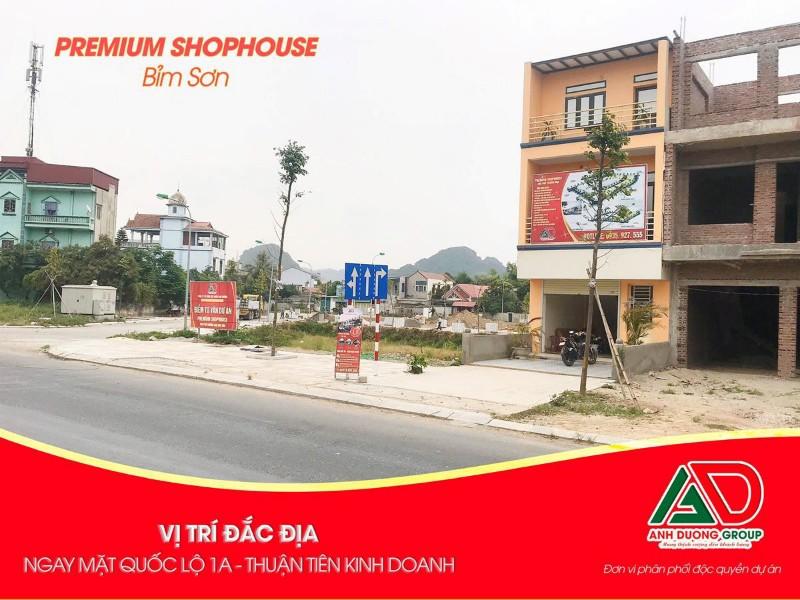 Ảnh của Mb 4116 quốc lộ 1a trung tâm thị xã bỉm sơn- đối diện đền sòng thanh hóa