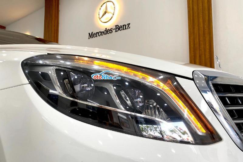 Ảnh của Mercedes S500 model 2017