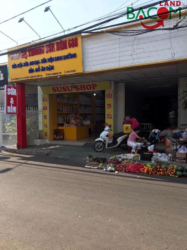 Picture of Nhà mặt tiền chợ tam hòa đường ô tô 6m, 55m2 shr-thổ cư 100% giá 4ty1