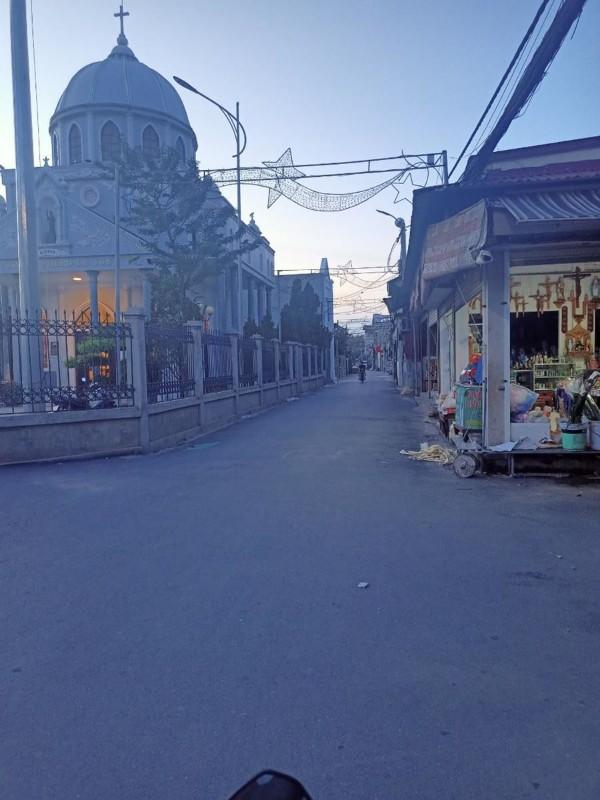 Ảnh của Bán lô đát siêu đẹp - bán lô góc 2 mặt tiền đường trước nhà 3.5m tại xã ninh sở