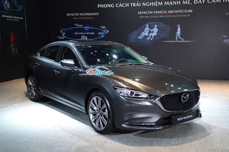 Ảnh của New Mazda 6 2.0L PREMIUM