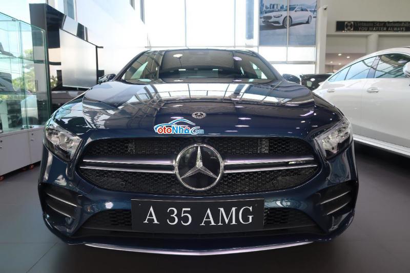 Ảnh của Mercedes A35 2021