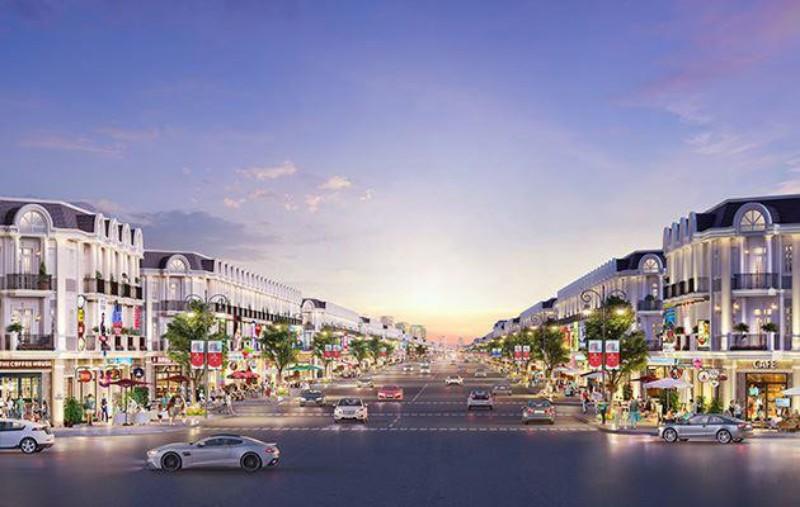 Ảnh của Nhà phố liền kế century city chỉ 2,8 tỷ/căn, gần sân bay long thành, lh 0906662329