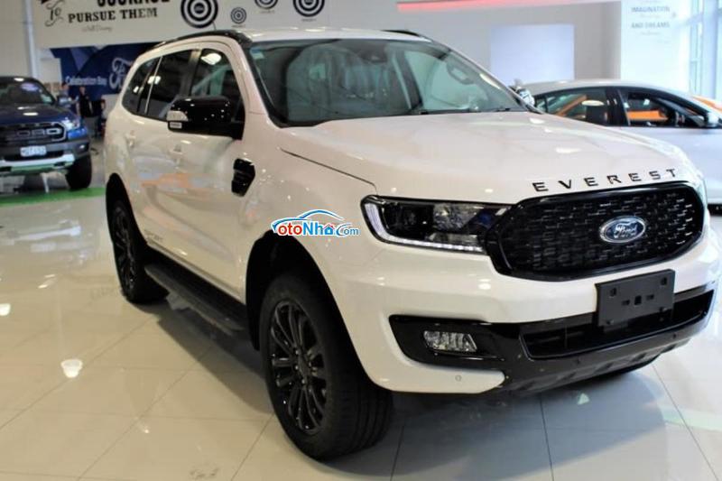 Ảnh của Ford Everest Sport 2021