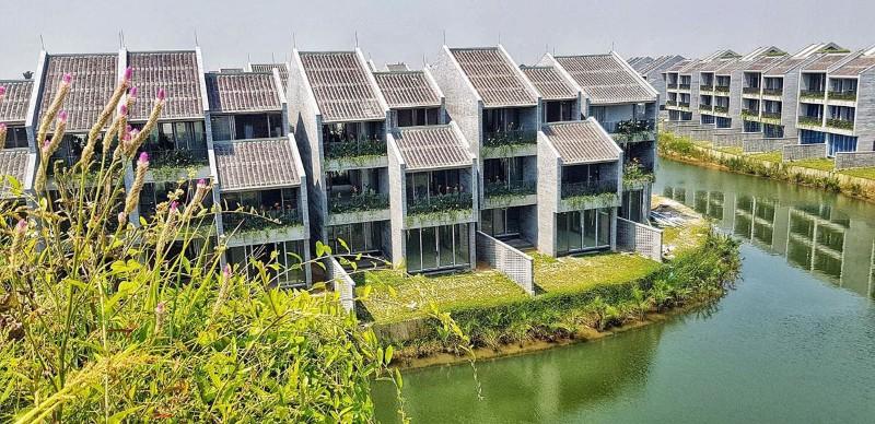 Ảnh của Bán biệt thự mặt sông hội an giá tốt 7,2 tỷ, đã có sổ, có thể dọn vào ở ngay