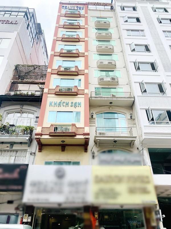 Ảnh của Bán nhà mt đang kinh doanh khách sạn số 34 nguyễn an ninh, p.bến thành, quận 1