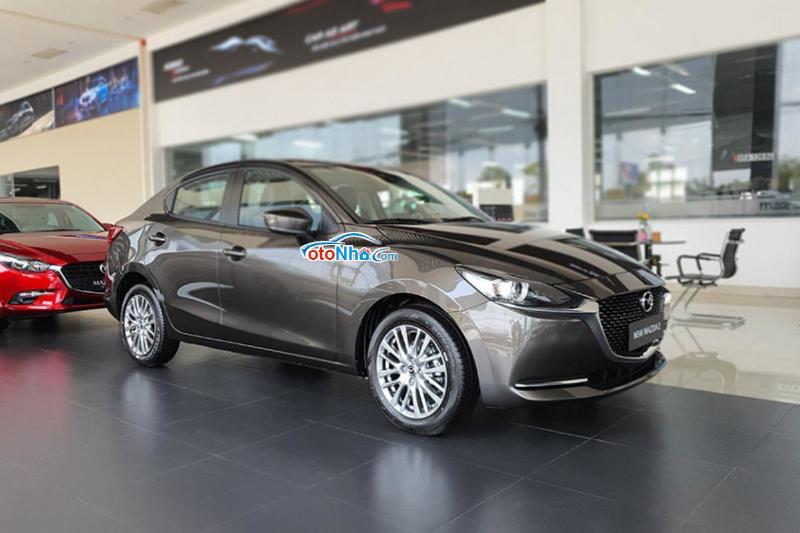 Picture of Mazda 2 1.5L Sedan Luxury