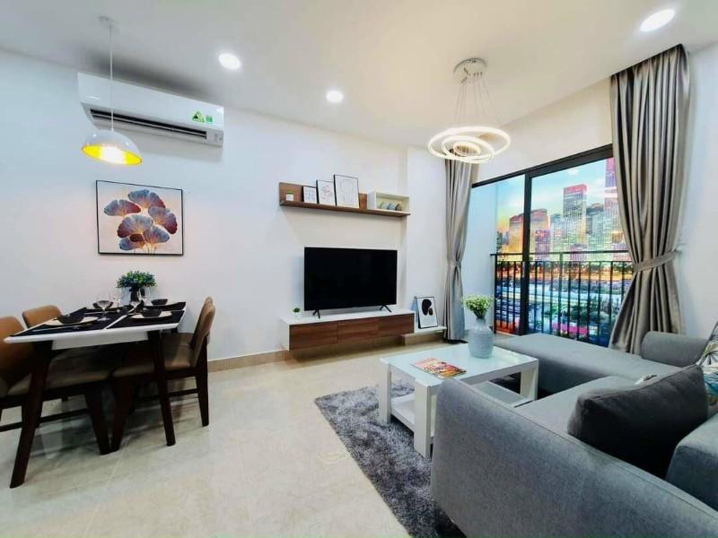 Ảnh của Bán căn hộ 2 phòng ngủ ở bình dương giá dưới 1 tỷ, ngân hàng hỗ trợ 70%, trả góp 0% lãi suất