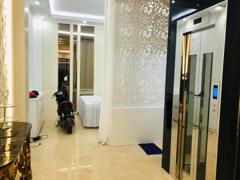 Picture of Bán nhà nguyễn hoàng vừa ở, kd tuyệt vời, gara ô tô thang máy, nội thất sin, nhà cực vip.