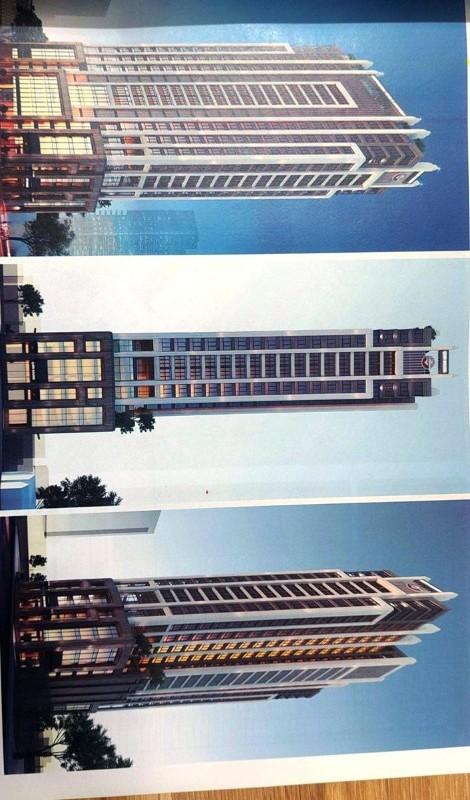 Ảnh của Bán nhà mặt phố thái hà 1000m cấp 4 mặt tiền 20m chỉ 350 tỷ
