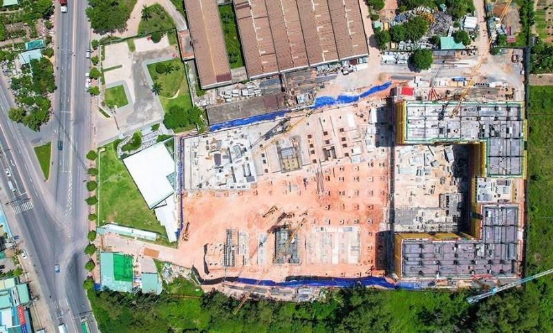 Picture of Chiết khấu từ 8% 200tr căn hộ 2pn mặt tiền quốc lộ 13