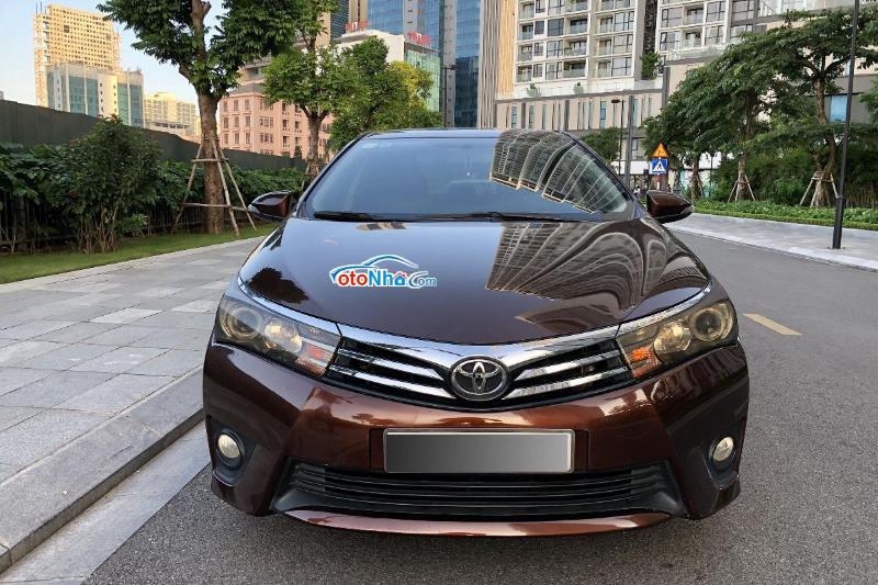 Ảnh của Toyota Corolla Altis 1.8G 2014 model 2015