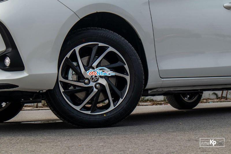 Ảnh của Toyota Vios 1.5E CVT trả trước chỉ 175tr