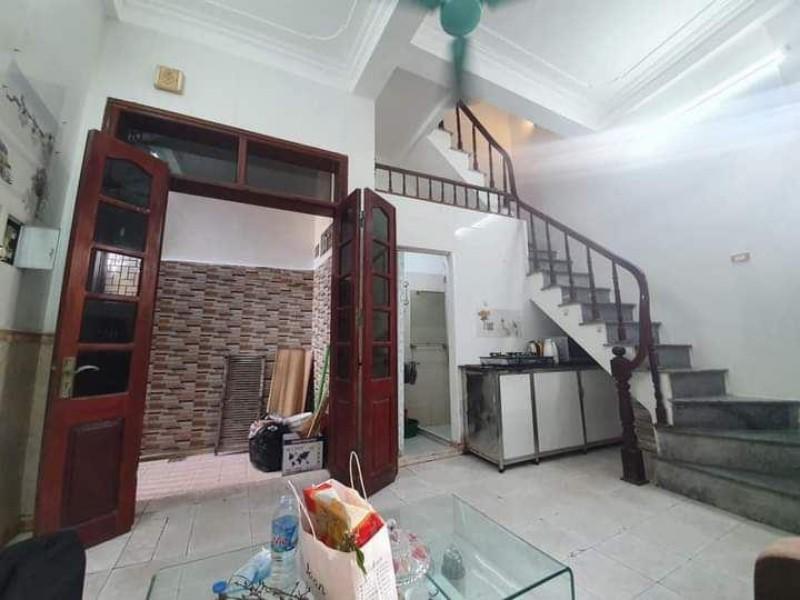 Ảnh của Hiếm nhà đẹp sổ riêng, căn góc trương định hai bà trưng hà nội 1tỷ95 x25m,3 tầng, mt 3,8m, lh 0968181902