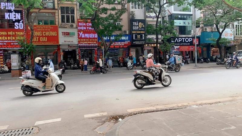 Picture of Mảnh đất vàng cầu giấy-view hồ quân ủy -dt 70m2 mt 5m -kinh doanh sâm uất