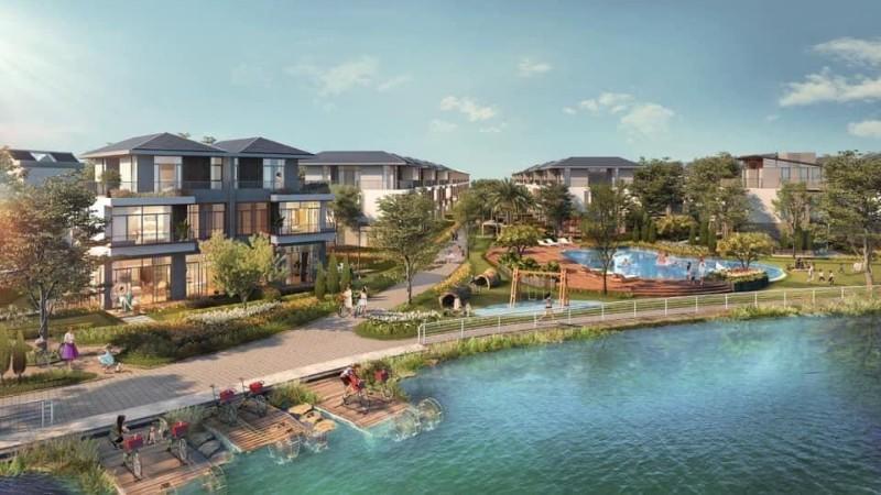 Ảnh của Villa – biệt thự view sông song lập id junction chỉ từ 5,7 tỷ, cách quận 2 chỉ 30 phút
