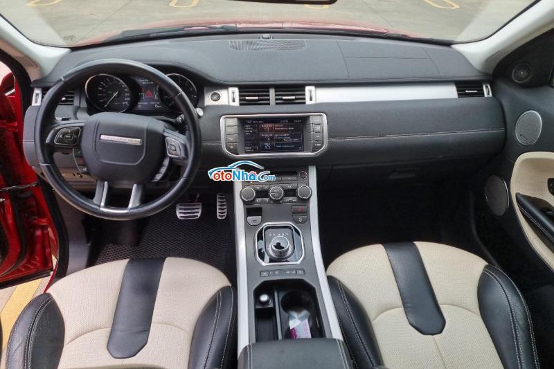 Ảnh của Land Rover Range Rover Evoque 2013 đỏ 1 chủ từ mới
