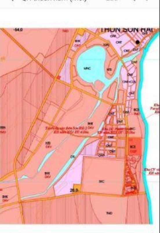 Ảnh của Cần bán lô đất 1022m2 tại xã phước dinh, thuận nam, ninh thuận, giá tốt