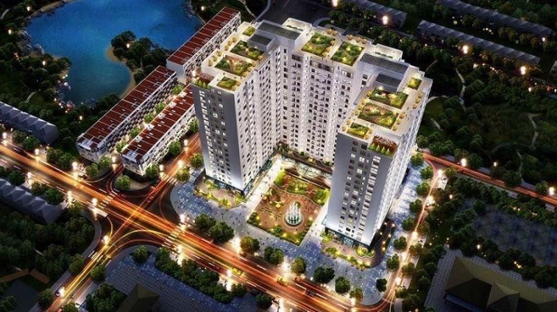 Ảnh của Bán sàn vp 200-1400m tòa nhà athena complex pháp vân giá cực yêu thương.