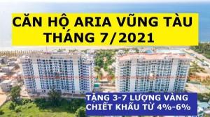 Ảnh của Aria vũng tàu tầng cao, căn 2pn-115m2, giá 4.9 tỷ, chiết khấu 6%, tặng 6 lượng sjc, tháng 9/2021