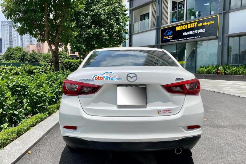 Ảnh của Mazda 2 sedan sản xuất 2016, biển Hà Nội
