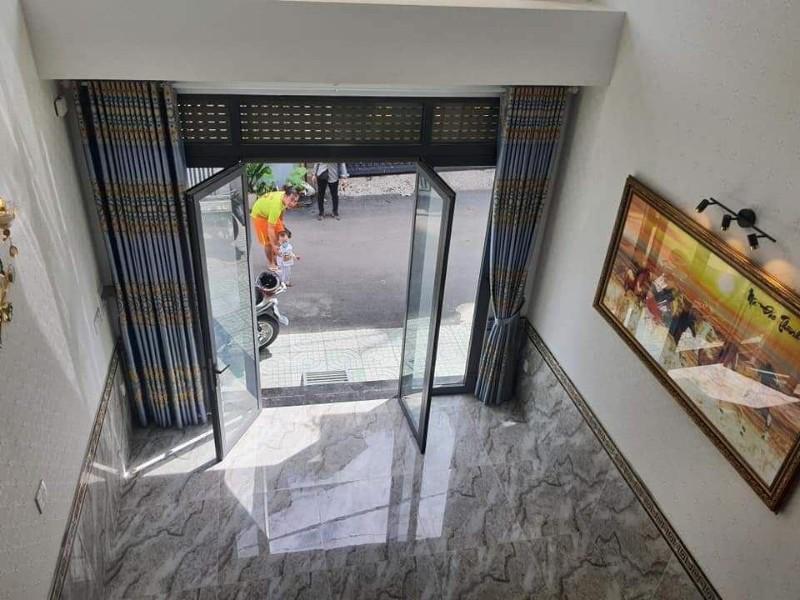 Picture of Nhà 4 tầng, hxh quay đầu. cạnh tt triển lãm tân bình. 6,3 tỷ
