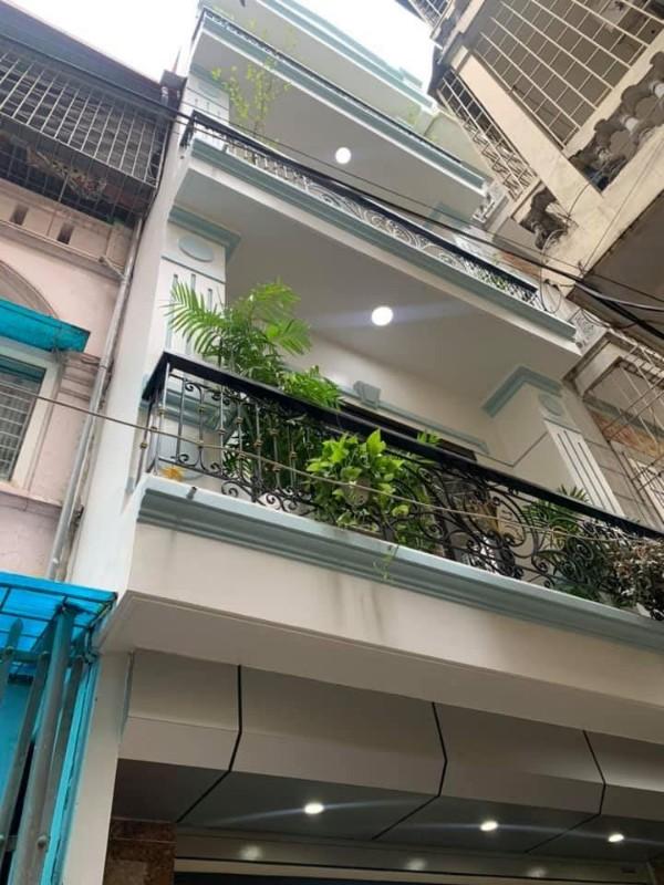 Ảnh của Yên lạc- nhỉnh 7 tỷ- nhà mới, phân lô-oto vào nhà- s60m- 4 tầng- mặt tiền 4,5- cực hiếm