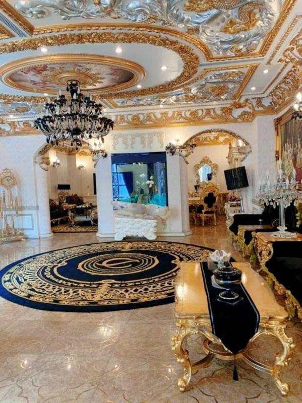 Ảnh của Biệt thự hoàng gia mặt phố xuân diệu, tây hồ 75 tỷ 268m2, 5t thang máy, mt 8m