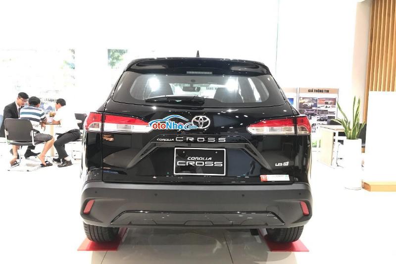 Picture of Toyota Corolla Cross 1.8G trả trước chỉ 232tr