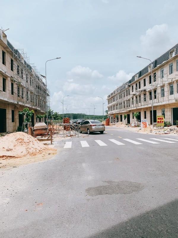 Ảnh của Cơ hội sở hữu lô đất mt nhựa tỉnh, đối diện kcn giá chỉ hơn 800tr đồng