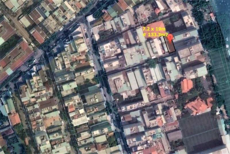 Picture of Quận 12, bán đất, trần bá giao, ts 7.2x19m 133m2, chỉ 9.7 tỷ.