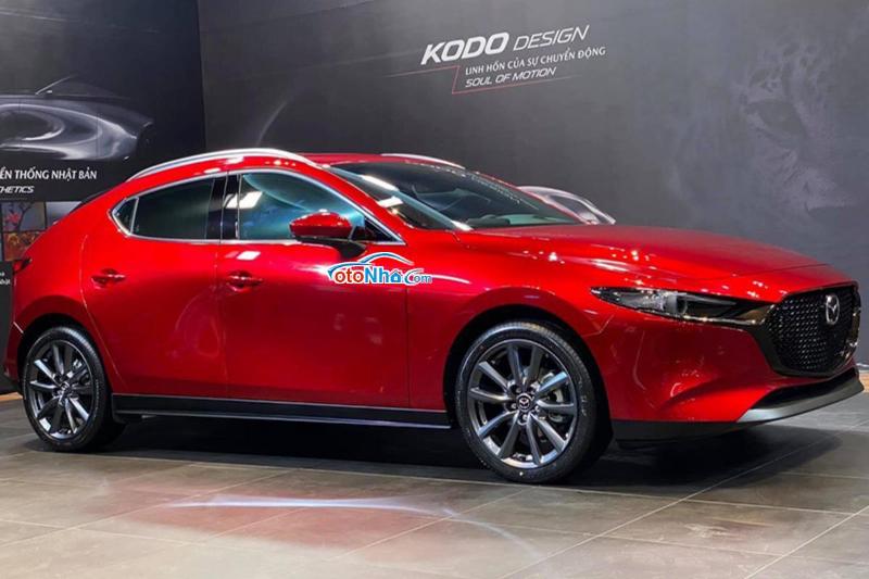 Ảnh của New Mazda 3 Sport 1.5L Luxury 2021