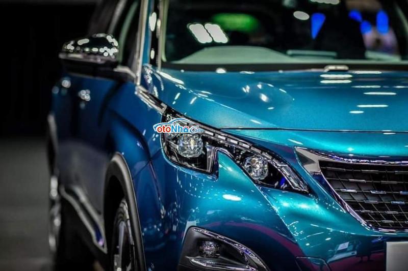 Ảnh của Peugeot 5008 AL - Xanh Emerald