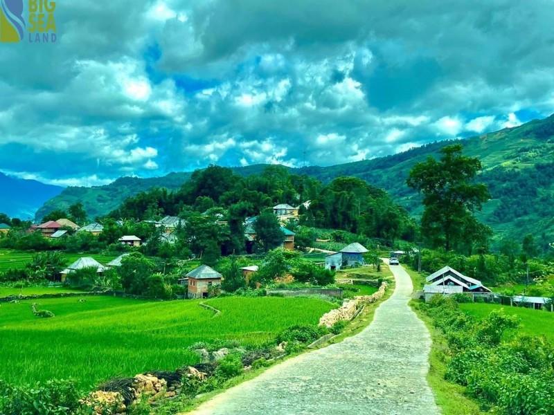 Picture of Bán đất nghỉ dưỡng thuận tiện kinh doanh du lịch sapa2