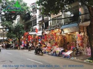 Picture of Chính chủ bán ngôi nhà mặt phố hàng mã, hàng mã, 30m2, 4,5 tầng, mặt tiền 2,85m, giá đầu tư