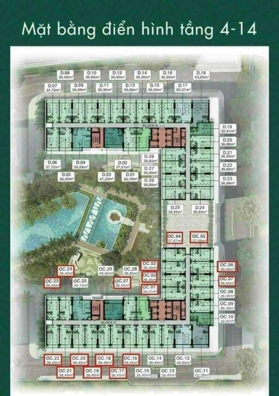 Picture of Lavita thuận an - diện tích căn hộ: 39m2 – 50m2 – 69m2 – 71m2 – 89m2 – 91m2 (1pn – 2pn –