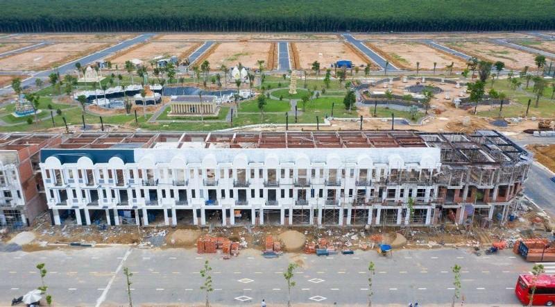 Picture of Với 570 triệu/lô đất 100 m2 thổ cư, ngân hàng hỗ trợ vay 70% đất nền sân bay long thành đồng nai giá rẻ
