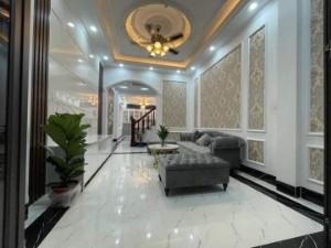 Picture of Lĩnh nam, dt39m2 x 5 tầng, mặt ngõ ô tô vào nhà, tiện ích xung quanh.