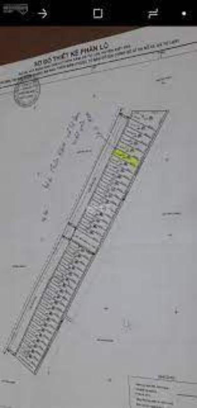 Picture of Tôi cần bán đất thôn râm lô số 2 với diện tích 121m2 ,mặt tiền 5m,chiều dài 24,2m giá siêu đẹp là 1.350.000.000 tỷ