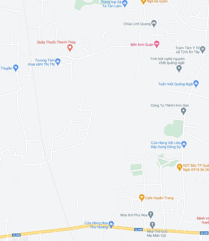 Ảnh của Bán đất thổ cư chính chủ, gần đường quốc lộ 24b, xã tịnh hà, huyện sơn tịnh, quảng ngãi