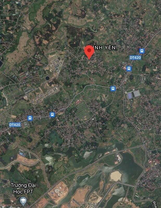 Picture of Đất nền phân lô cánh chủ - ven khu công nghệ cao hòa lạc- hà nội gia 14,5tr - 16,3tr/1m2 - phân lô từ 70-223m2 đất nền - đất nền ven khu công nghiệp