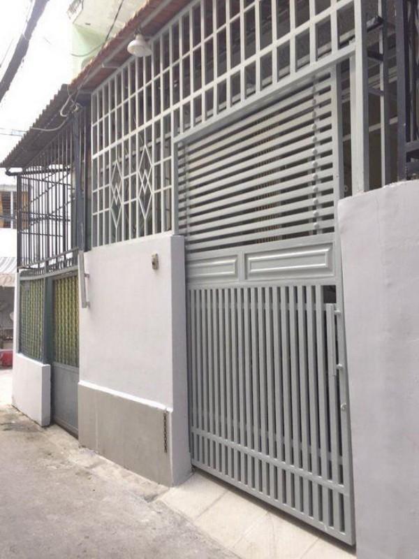 Picture of Nhà phố 3 lầu nhánh cầu tân thuận, p.tân thuận tây, quận 7