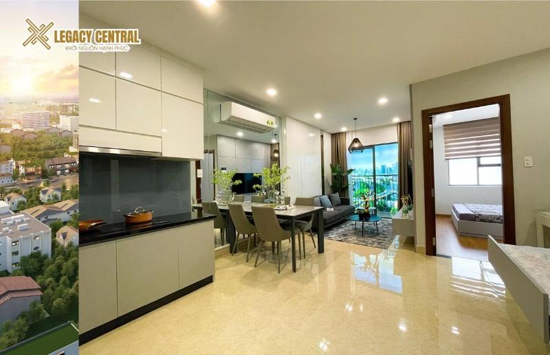 Ảnh của Mở booking căn hộ ngay tp thuận an-bình dương. giá chỉ từ 900 triệu/căn pháp lý đầy đủ, dt 30-60m2