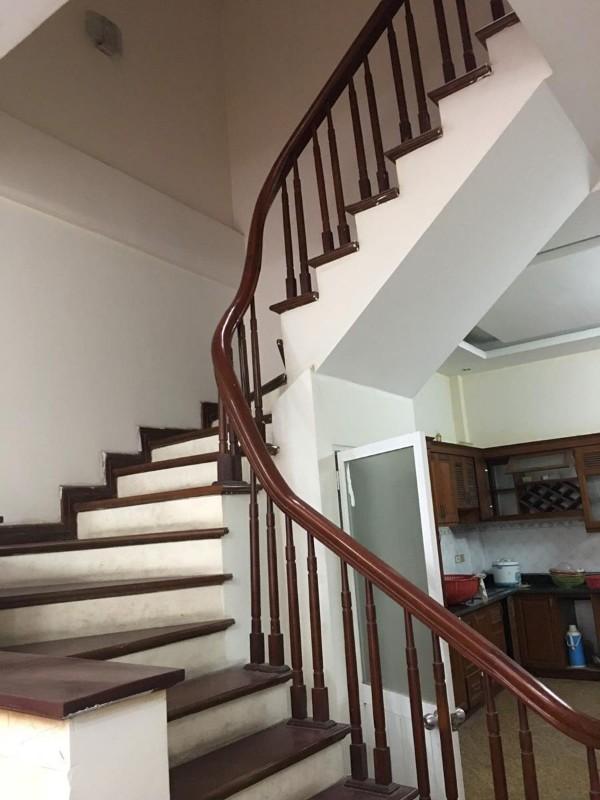 Picture of Bán gấp nhà đẹp thanh nhàn - dt 55m2 –4 tầng – mặt tiền rộng 4,2m – giá tốt đúng 5 tỷ