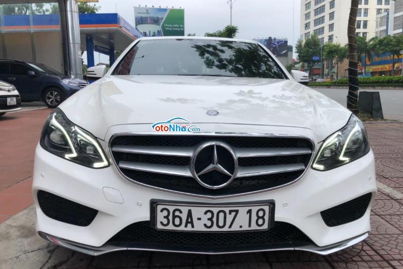 Picture of Mercedes E250 sx 2015