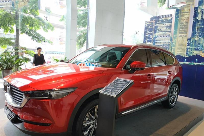 Ảnh của Mazda CX-8 Luxury 2021