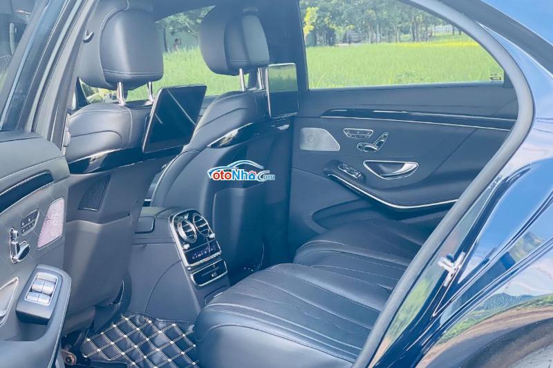 Ảnh của Mercedes S450 2017