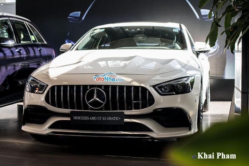 Ảnh của Mercedes AMG GT 53 4MATIC+ 2021